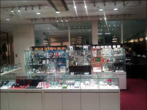 TiCTAC チックタック ミント神戸 ダニエル・ウェリントン販売店舗