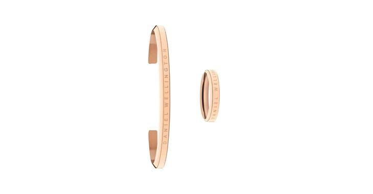 CLASSIC VALENTINE BRACELET + CLASSIC RING